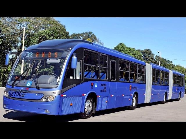 Neobus Mega BRT Biarticulado Volvo B12M 2011 17
