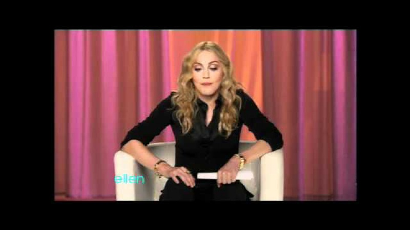 Web Exclusive: The Unedited Madonna Interview
