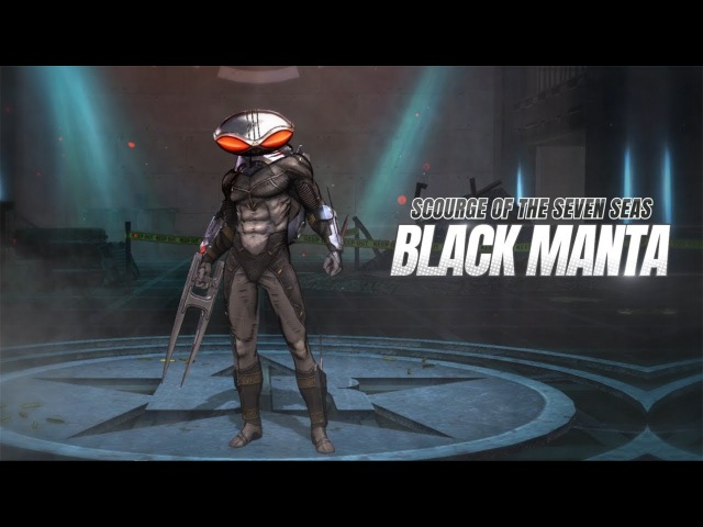 DC UNCHAINED - Black Manta Skill Video Released!