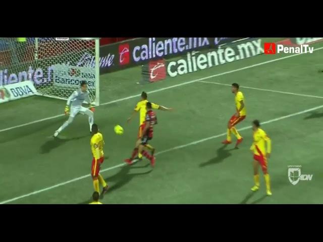 Tijuana vs Morelia 1-0 Gol de Miller Bolaños Copa MX 2018 HD.
