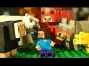 Обычные ИГРУШКИ vs LEGO Minecraft - Лего НУБик Мультики Майнкрафт Мультфильмы для Детей