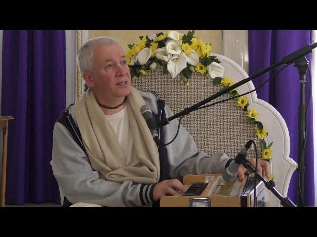 Чайтанья Чандра Чаран Прабху - Джая Радха-Мадхава (Алматы 2017)