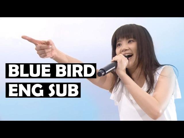Ikimono Gakari - Blue Bird [Eng Sub] LIve 2016 Jimoto de Show