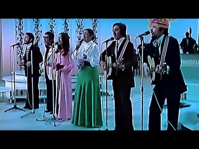 Mocedades - Eres tu (Touch The Wind) (videoaudio edited restored) HQHD
