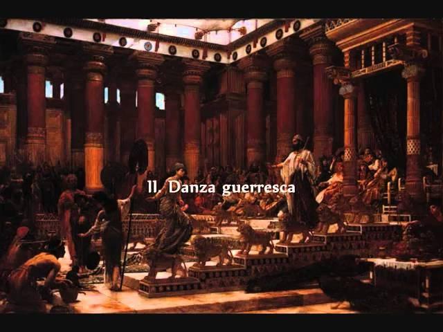 Ottorino Respighi Belkis regina di Saba Suite n 1 P 177 1934
