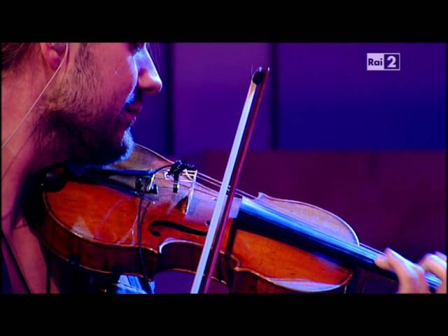 Marco Mengoni David Garrett Back To Black