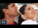 'Kajal Kajal Teri Aankhon Ka' Full Video 4K Song - Sonali Bendre, Sunil Shetty | Sapoot