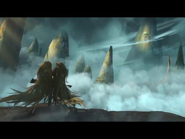 Revelation Online 天谕 - Twelve Temples CG: Guardians (十二神殿CG:神殿守护者)
