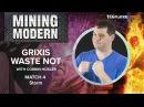 [MTG] Mining Modern - Grixis Waste Not   Match 4 VS Storm