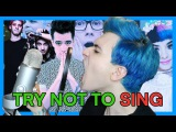 EMO TRY NOT TO SING ALONG CHALLENGE 2!