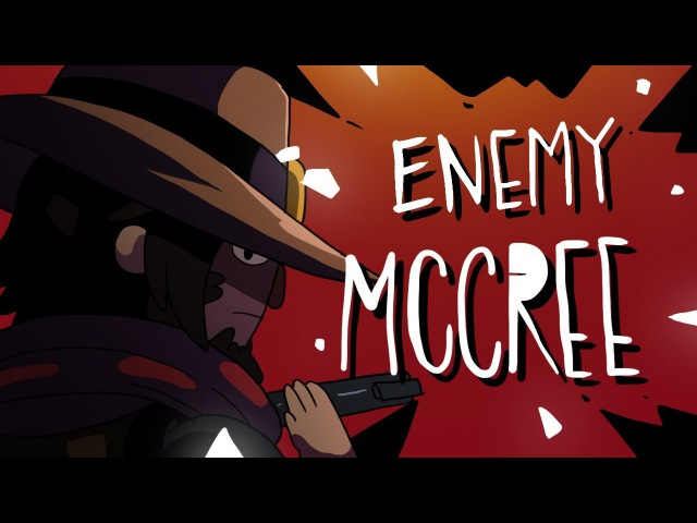 ENEMY MCCREE (OVERWATCH ANIMATION)