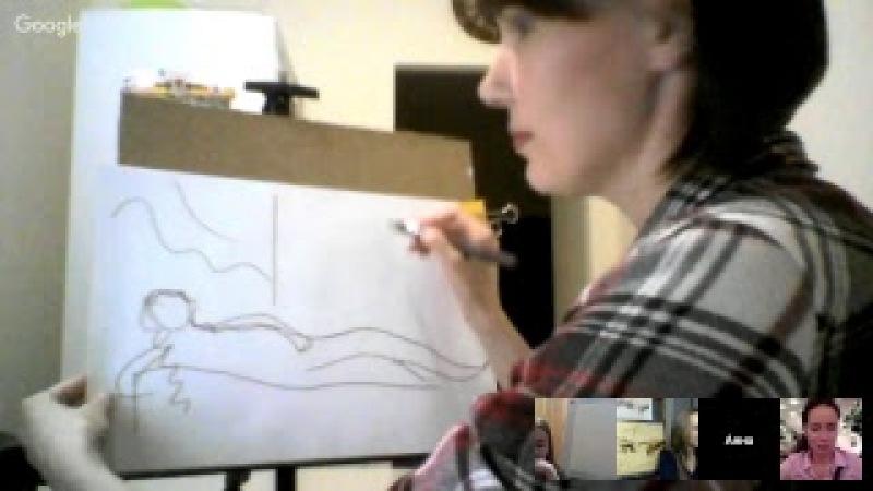 Итальянская школа: как грамотно писать кисти рук. Надежда Ильина