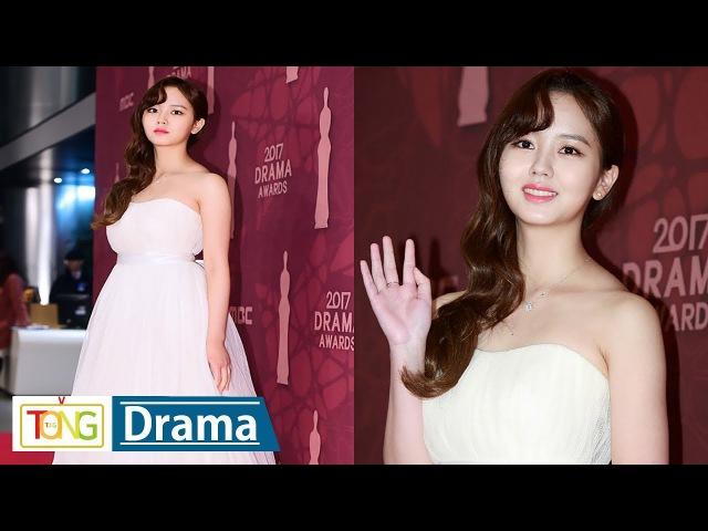 '군주' 김소현 'MBC 연기대상' 포토타임 (군주-가면의 주인, Ruler Master of the Mask, Yoo Seung Ho, Kim So Hyun)