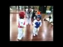 Taekwondo combate mortal