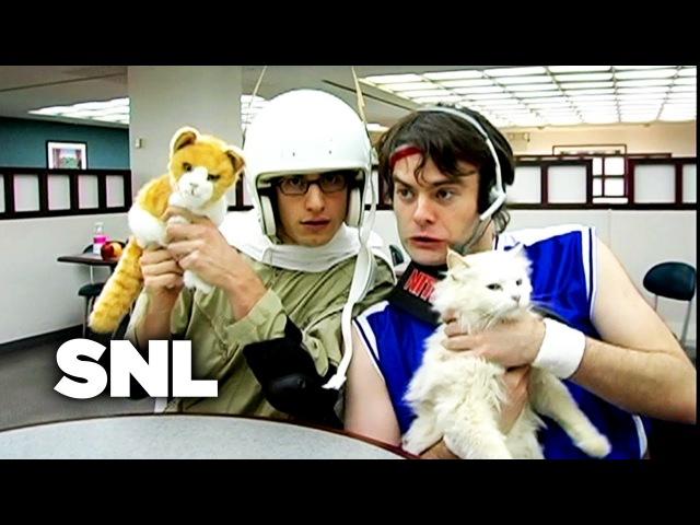 SNL Digital Short: Laser Cats - SNL