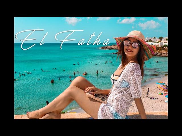 El Fatha Beach Kelibia - Chedi Tanabene ( DRONE )