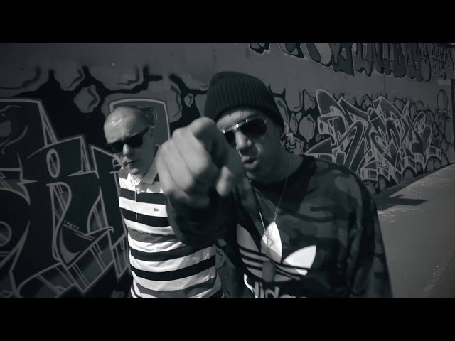 Gregpipe feat. Morlockk Dilemma - Mitten ins Gesicht prod. by PCP Beatz [OFFICIAL HD VIDEO]