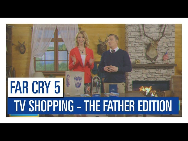 Far Cry 5 - TV Shopping Unboxing - The Father Edition [OFFICIAL] HD