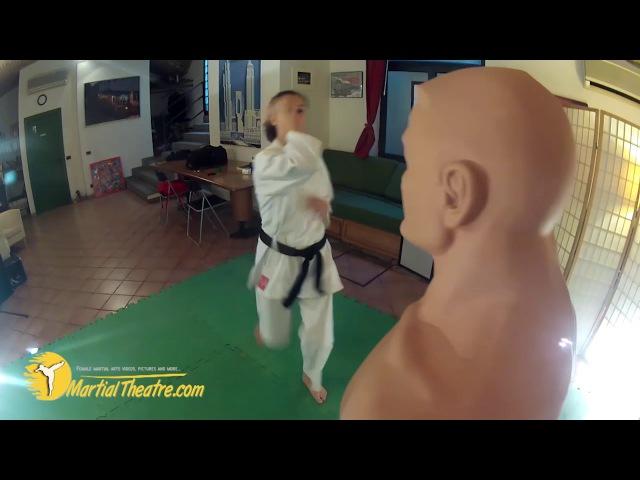 Miky karate VS Bob part 2 preview