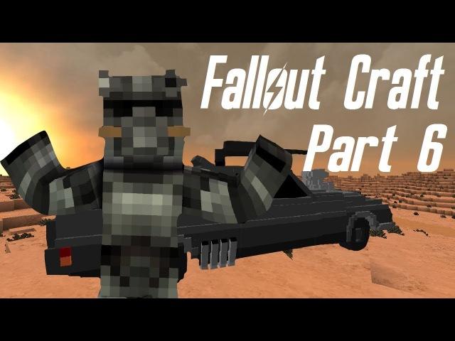 ДИКАЯ ПУСТОШЬ! - Fallout Craft