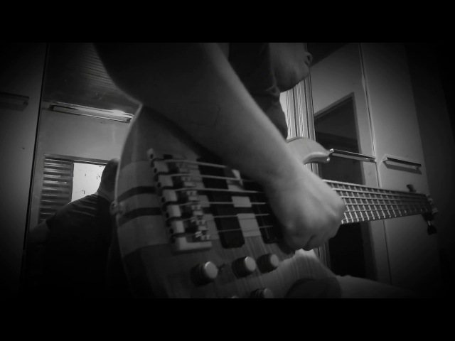 If want me to stay - slap bass improvise   Cort Artisan A6