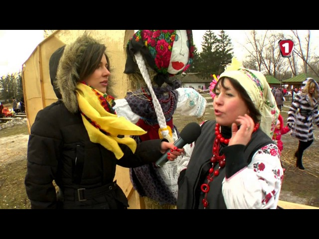 Традиції Українських Міст. Масляна у Переяславі.