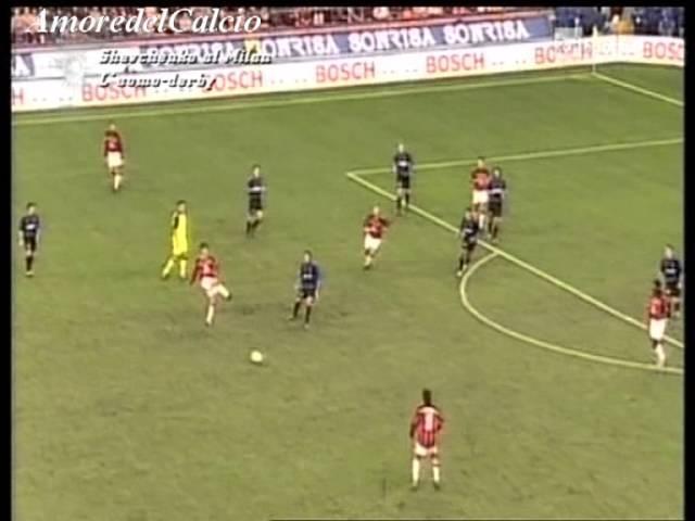 Inter Milan 1 3 5ª giornata Andata 05 10 2003