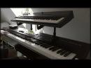 One Guy One Synth One Arpeggiator Yamaha S90 ES JayB