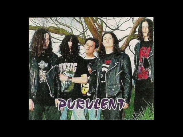 Purulent 1995 Partial Show The beginning of Death Grind Metal in Colombia