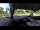 Honda DC5 Integra Type R Nurburgring 8:40 BTG lap (720p HD Go Pro)