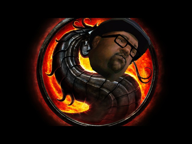 Big Smoke - Mortal Kombat