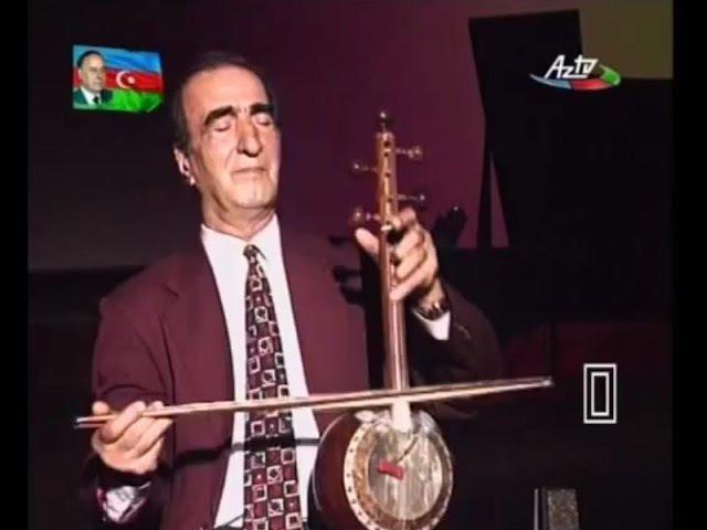 Habil Əliyev - Bayatı Şiraz,Dilkeş,Segah (KAMANÇA)