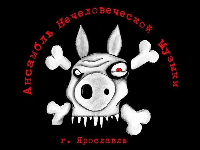 Ансамбль Нечеловеческой Музыки г.Ярославля - фильм-концерт