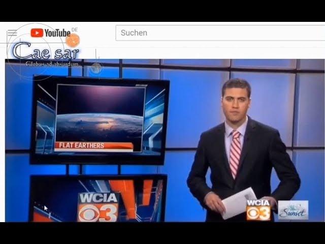 Flache Erde in den Nachrichten ► Laut CBS ist die Theorie der runden Erde gefährdet » Freewka.com - Смотреть онлайн в хорощем качестве