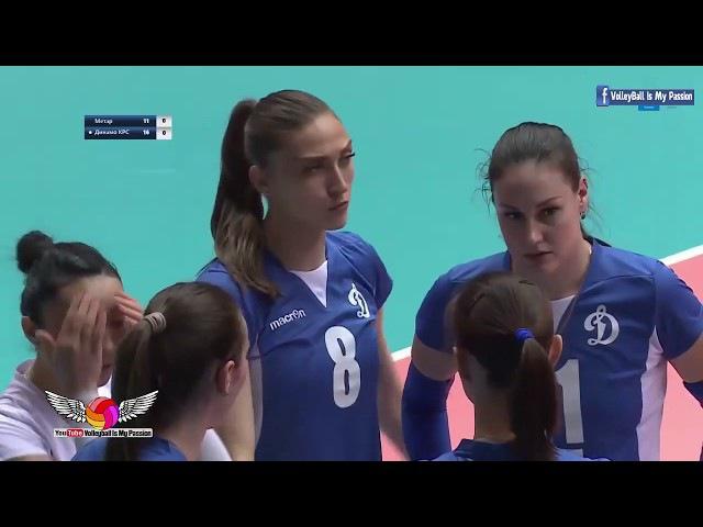 [HD] Dynamo-Metar vs Dinamo Krasnodar | 08-12-2017 | Russian Superleague Womens Volleyball 2017/2018