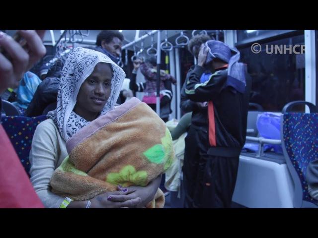 УВКБ удалось эвакуировать из Ливии более тысячи беженцев