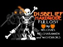 [Undertale] DISBELIEF HARDMODE Full OST