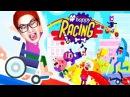 HAPPY RACING Сумасшедшие гонки или ВЫНОС МОЗГА в Хэппи Рейсинг