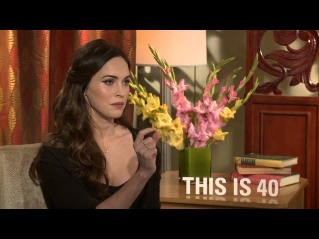 This Is 40: Megan Fox Exclusive Interview