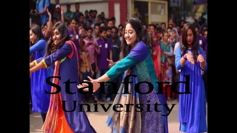 Stamford university Flash Mob | Department of pharmacy 63th Batch | Rag Day 2018 | New Edition