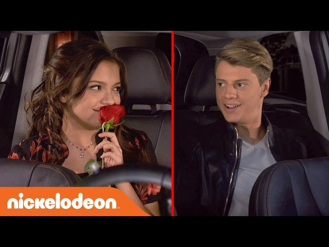 Jace Norman Cree Cicchino's Valentine's Day Tips 💖 | Henry Danger Game Shakers | Nick