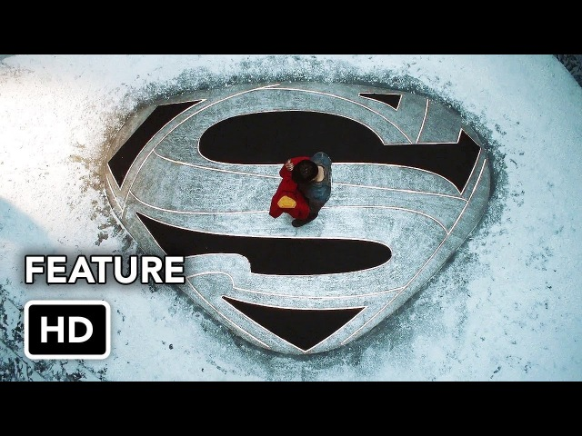 KRYPTON Syfy Discovering Krypton Featurette HD Superman prequel series