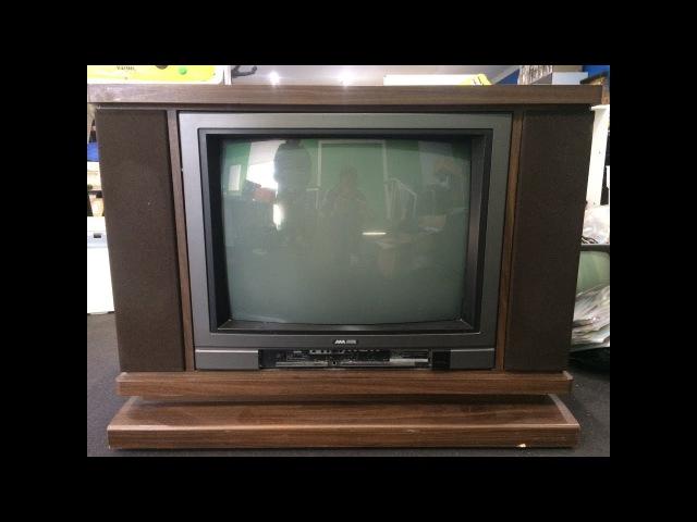 AWA SC6601 Aussie made Scart TV