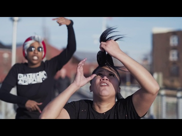 Poiison Ivvy and Pumpkin in Red Hook Brooklyn Flexing to FDM | Mastermind x YAK