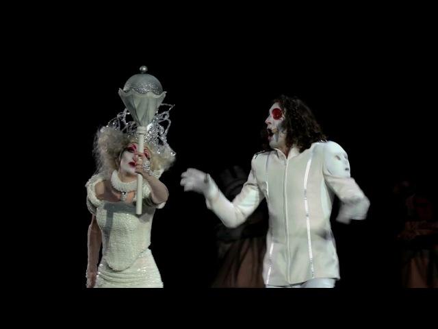 Алиса в стране чудес Джокер Белая королева 07 01 18