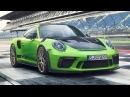 NEW 2018 Porsche 911 GT3 RS - A TRUE Track MONSTER!!
