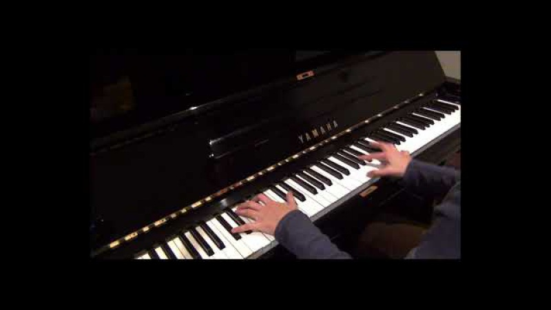 Vangelis - Chariots of Fire (piano cover)