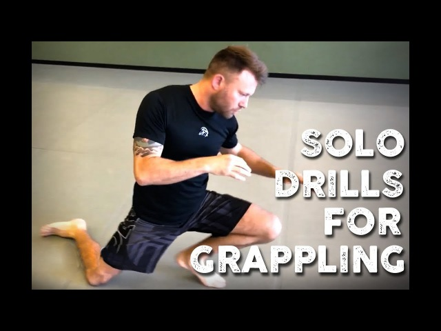 Solo Drills for Grappling Functional Mobility
