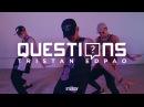 Tristan Edpao Choreography   Questions - Chris Brown Dance   (Beginner Class)