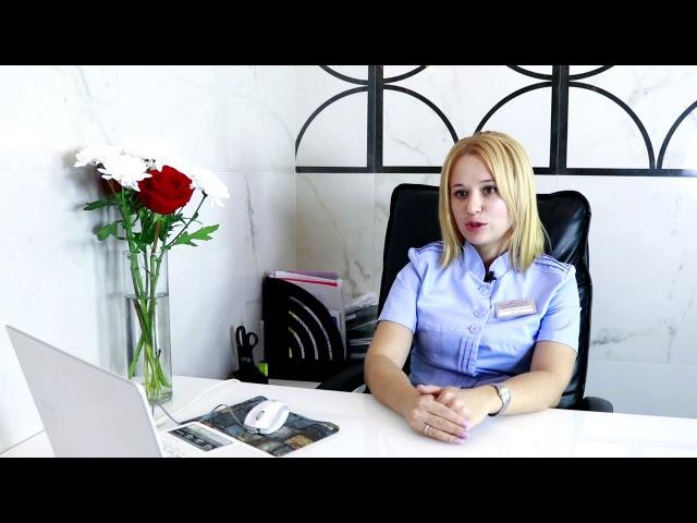 Контурная пластика носогубных складок. Полина Григорова-Рудыковская, врач косм ...